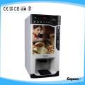 Distributeur automatique de café à usage commercial avec reconnaissance de pièces Sc-8703b