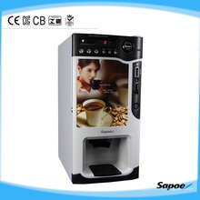 Sc-8703b Table Top Self Service Distributeur automatique de café européen