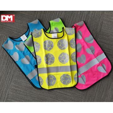 Hi Visibility Color Reflective Kid Safety Vest