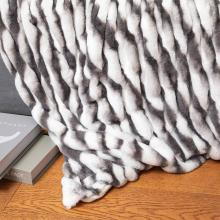 low MOQ OEM Custom Fleece Digital Printing Blanket