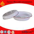 Sunboat Enamel Roaster Oval Turkey Roaster Kitchenware/ Kitchen Appliance