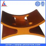 Aluminium profile manufacturers/aluminium led lighting profile/polished aluminium extrusion profile