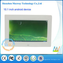 10.1 inch 16:9 android digital frame with wifi