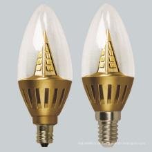 Lâmpada quente do diodo emissor de luz das vendas 3W 5W 7W 9W 12W E27 B22 (Yt-18)