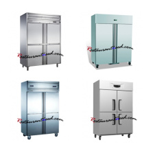 Luxus-Küche Kühlschrank aufrechte Gefrierschrank