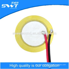 20mm 27mm 35mm 3.8khz piezoelectric ceramic piezo element/piezo buzzer element direct supplier                                                                         Quality Choice