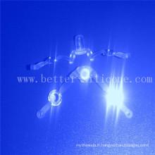 Lentille claire de PC de dispositif électronique du moulage par injection