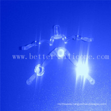 Electronic Device Clear PC Lens From Injection Molding