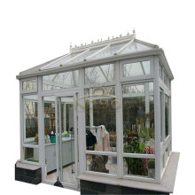 Glass Sunroom Aluminium Lean Aluminum Profile Sun House