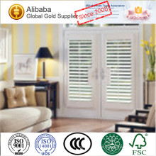 Factory Driect Sale of Hot Quality with White Coated Order Plantation Shutters Online