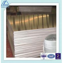 Feuille d'aluminium à basse résistance thermique pour PCB