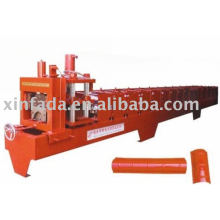 Ridge Cap Tile Forming Machine