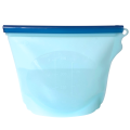 Reusable BPA-free Silicone Food Storage Bag