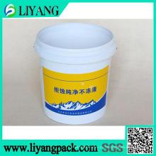 Пленка передачи тепла для защиты от замерзания жидкости ведро
