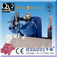 HUAGUI cheap one head two color hotfix rhinestone fabric machine