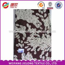 100% вискоза печатных цветочные ткань для одежд,платье