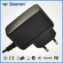 Adaptador de Energia 5Watt / 5W com Pin Europa / Pin UE para o dispositivo móvel, Set-Top-Box, Impressora, ADSL, Audio & Video ou Eletrodomésticos