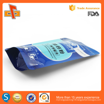 Top quality high barrier custom printed plastic vacuum bag with design