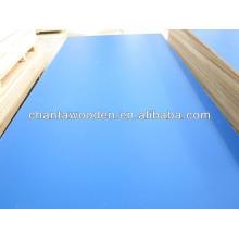 Melaminpapier laminiertes Sperrholz
