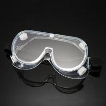 Óculos de proteção ocular antiembaçantes de PVC