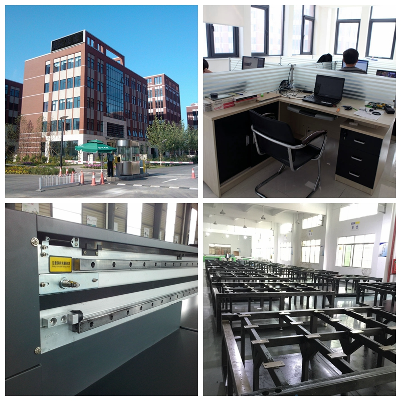 Flatbed Inkjet Printer Plant