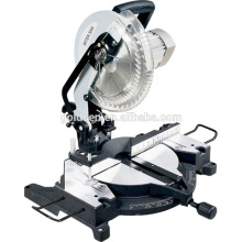 "305mm 12"" 1800w Long Life Power Induction Motor Compound Miter Saw Electric Plywood Laser Cutting Machine"