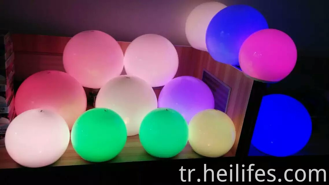 Christmas Led Ball Lights