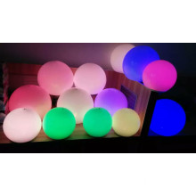Flash Colors LED Bola de luz