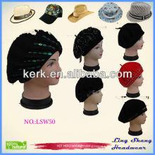 Fashion Warm Winter Women Fashion Hat Wool Hat wholesale hats,LSW50