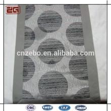 Proveedor mayorista de China Decoración barata Jacquard cama corredor y bufanda cama