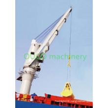 Bulk Cargo Crane Can Work Together with Grab Bucket for Bulk Cargo Vessel