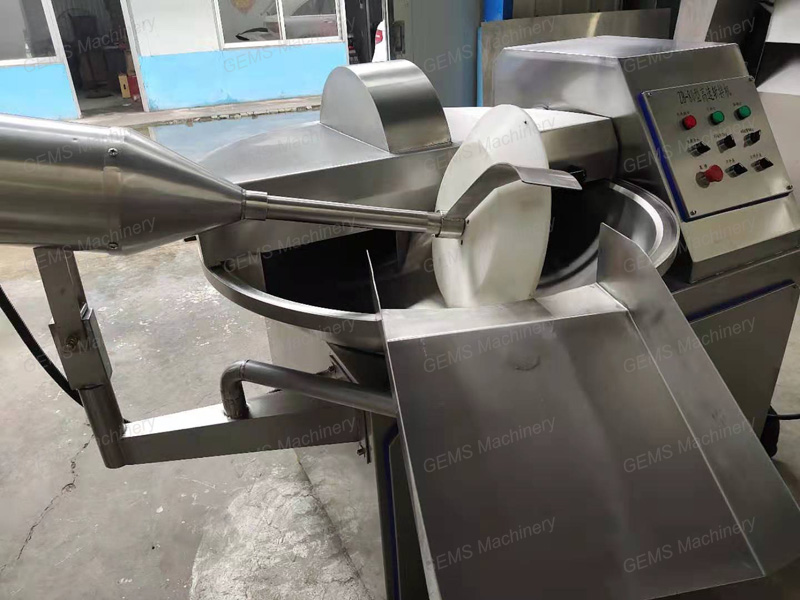 meat bowl cutter