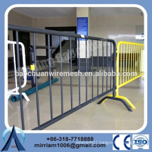 easy install and long service life Crowed Control Barrier event barrier for sale
