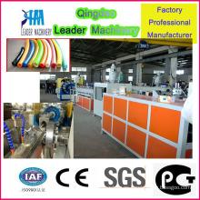 Máquina de producción de manguera reforzada con fibra de PVC