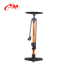 2017 hot sell in china bike floor pump/bike air pump/Simple and easypump bike