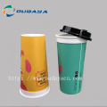 High quality colorful milktea cup cold drink cup