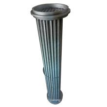 1614866008 Atlas Copco Air Compressor Part Aluminum Oil Cooler Core