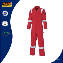 Coton, combinaison ignifuge Fire Safety Workwear Coverall