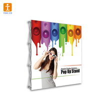 Exhibition show pop up banner stand display with durable quality