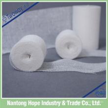 bandage de gaze de coton pré-découpé