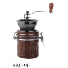Handle Coffee Grinder with Ceramic Base