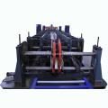 Bandeja de cable de escalera de acero Bandeja de rollo que forma la máquina