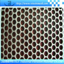 Decorative Punching Hole Mesh / Perforated Mesh