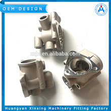 custom made precision casting forging machine spare part