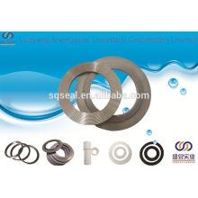 fabricación de juntas de bobinas espirales