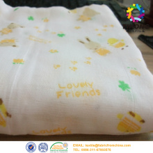 Soft And Comfortable Cotton Double Layer Cloth For Baby