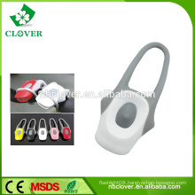 Silicone 2 led decorative power bike led light