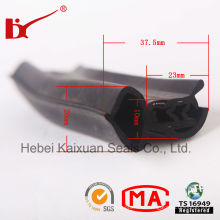 Car Accessories Extruded Rubber Strips for Door