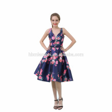 Hot sale new dancing party touching turkish evening dresses
