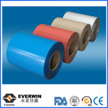 Durable Outwall Materials PE/PVDF Painted Aluminium Coil